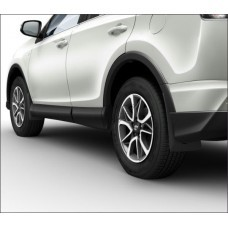 Брызговики Toyota RAV4 2015 - (оригинальные кт 4-шт), кт.