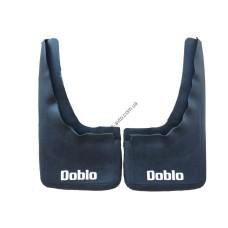 Брызговики Fiat Doblo 01-08 (задние-2шт)