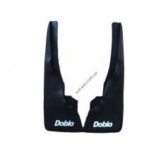 Брызговики Fiat Doblo 01-08 (передние-2шт)