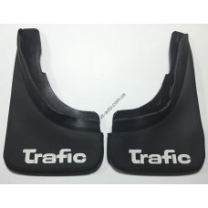 Брызговики задние для Renault Trafic (пер=зад) комплект 2шт RNO170