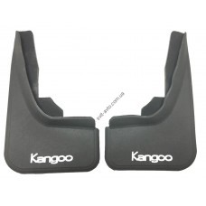 Брызговики задние для Renault Kangoo 08- комплект 2шт RNT-150