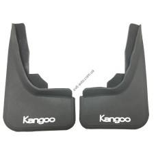 Брызговики передние для Renault Kangoo 08- комплект 2шт RNT-151