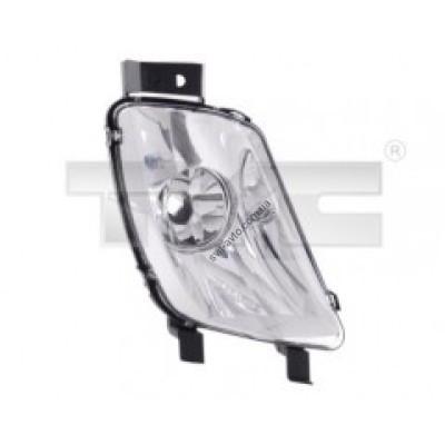Противотуманная фара для Peugeot 308 08-13 правая (TYC) - 19-A681-01-2B