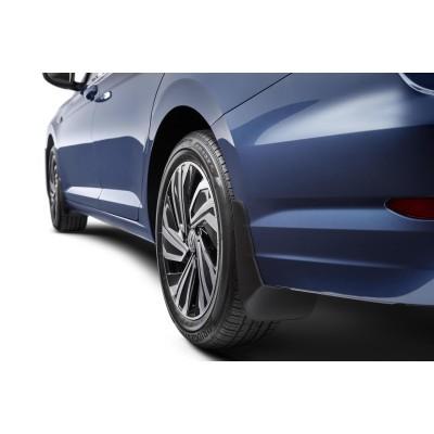 Брызговики задние для Volkswagen Jetta 2019- оригинальные комплект 2 шт 17A075101 - 17A075101