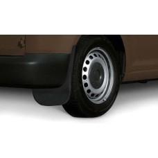 Брызговики Volkswagen Caddy Maxi (04-15) / оригинальные задние, кт. 2 шт