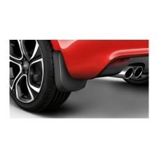 Брызговики передние для Volkswagen Passat CC (08-11) оригинальные 2шт 3С8075111