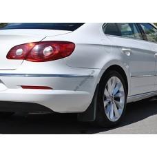 Брызговики Volkswagen  Passat CC 2008-2011 (задние  к-т 2 шт)
