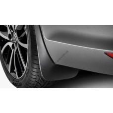 Брызговики Volkswagen Golf 7 Variant (12-) / оригинальные задние, кт. 2 шт