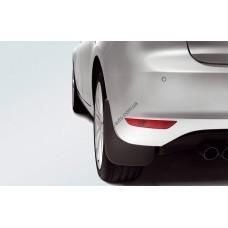 Брызговики Volkswagen  Golf VI 2008-2012, оригинальные задн 2шт
