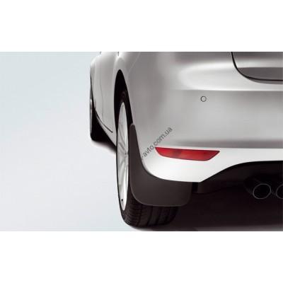 Брызговики Volkswagen  Golf VI 2008-2012, оригинальные задн 2шт - 5K0075101