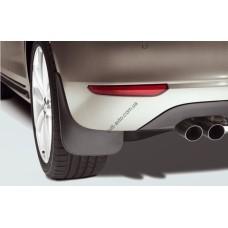 Брызговики Volkswagen  Golf VI Plus 2010-, оригинальные задн 2шт