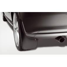 Брызговики Volkswagen  Polo 2010- хетчбек, оригинальные задн 2шт