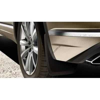 Брызговики задние для Volkswagen Touareg 2018- оригинальные 2шт 760075101 - 760075101