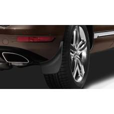 Брызговики Volkswagen  Touareg 2010-, оригинальные задн 2шт
