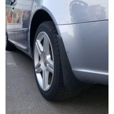 Брызговики задние для Audi A4 (B7) 2001-2005 оригинальные 2шт 8E0075101
