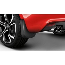 Брызговики задние для Audi A1 (2014-), оригинальные комплект 2 шт 8X0075101A