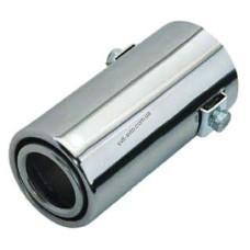 Насадка на глушник НГ-0091,  внутр.d 51мм/довж. 155 мм /зовн.d 56 мм