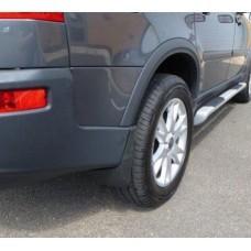Брызговики задние для Volvo XC 90 (03-15) оригинальные 2шт 30744558