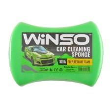 Губка для мойки авто WINSO с мелкими порами 200*140*60mm